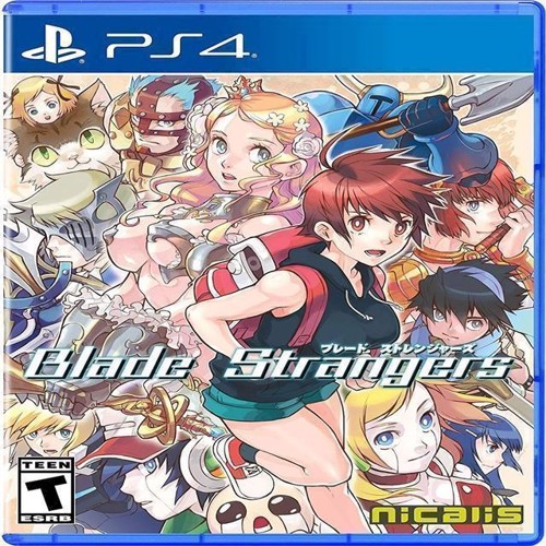 Image of   Blade Strangers (US Import) - PS4