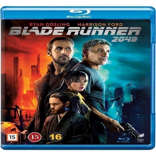Image of Blade Runner 2049 Blu-ray (7330031004610)
