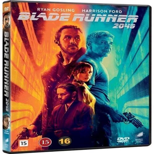 Image of Blade Runner 2049 DVD (7330031004597)