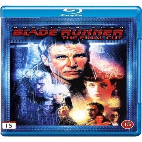 Image of Blade Runner, Final Cut, Blu-ray (5051895034149)