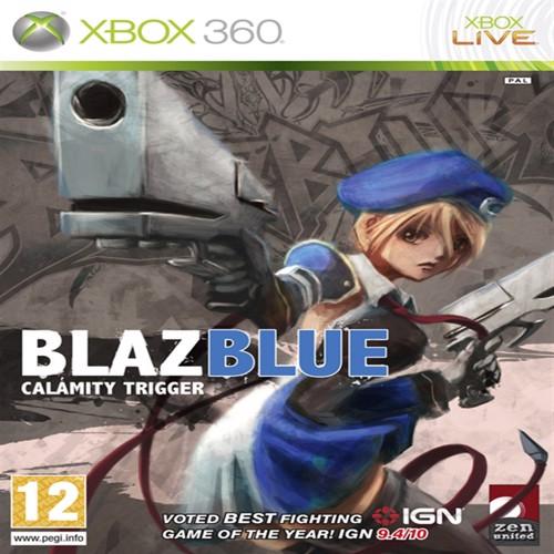 Image of   BlazBlue Calamity Trigger - PS3