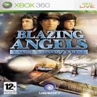 blazing angels squadrons of wwii, xbox 360