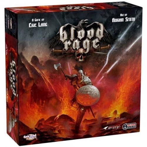 Image of Blood Rage brætspil (0889696000033)