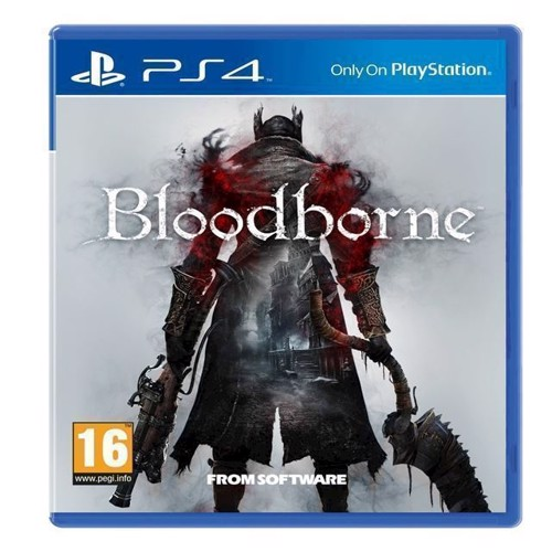 Image of   Bloodborne - PS4