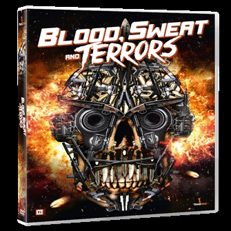 Image of ?Blood sweat and terrors DVD (5709165376528)