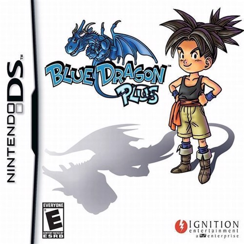 Image of Blue Dragon Plus Import - Nintendo Ds