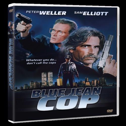 Image of Blue Jean Cop (aka Shakedown 1988) - DVD (7350007159946)