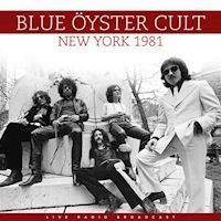 Blue Oyster Cult - Best of  Live in New York 1981 - Vinyl