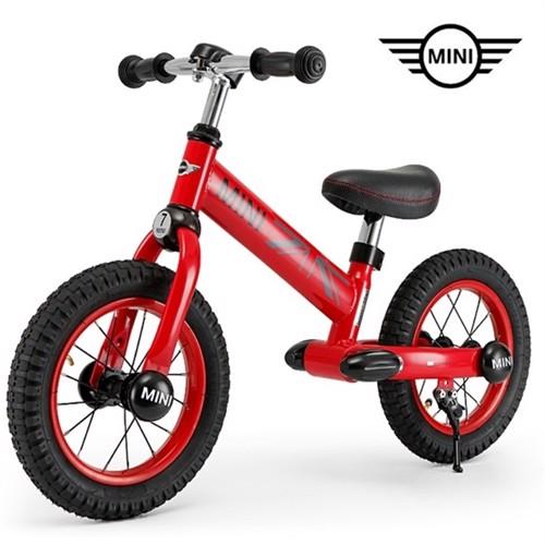 Billede af BMW Mini Cooper Løbe / Balance Cykel 12'', Rød