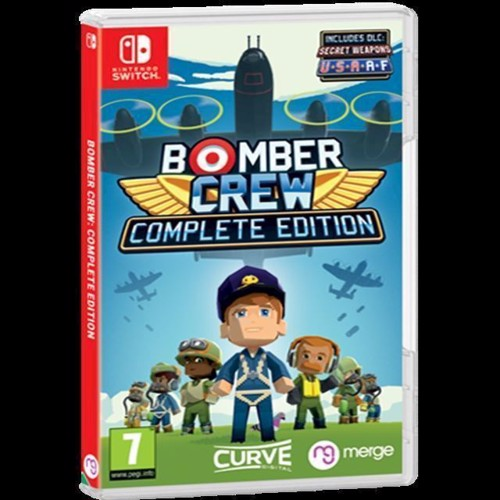 Image of Bomber Crew Complete Edition - Nintendo Switch