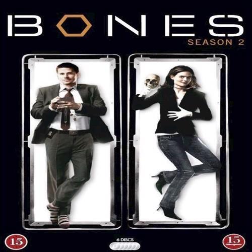 Image of Bones Sæson 2 Dvd (7340112717254)