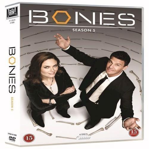 Image of Bones Sæson 5 DVD (7340112717285)