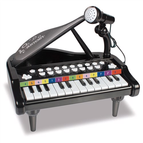 Image of Bontempi Piano Med Mikrofon