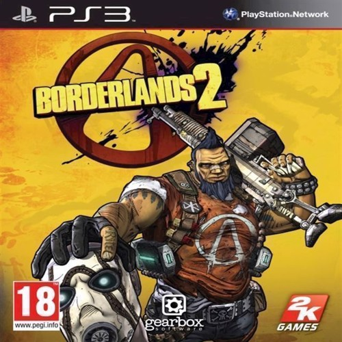 Image of Borderlands 2 - PS3 (5026555407564)