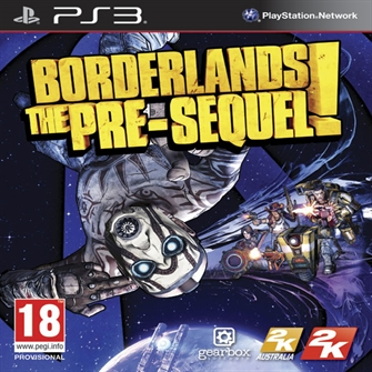 Image of Borderlands The PreSequel (5026555416559)