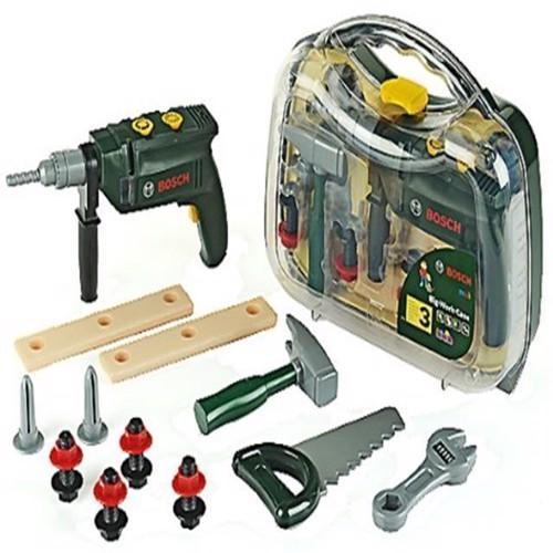 Image of   Bosh Kids big, værktøjskasse