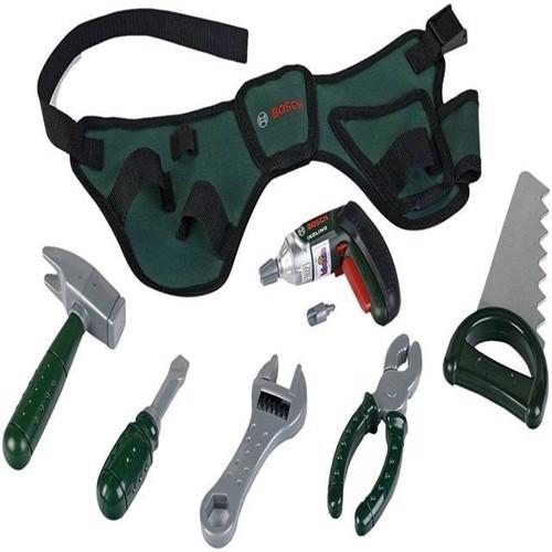 Image of   Bosch legetøj, bælte med værktøj