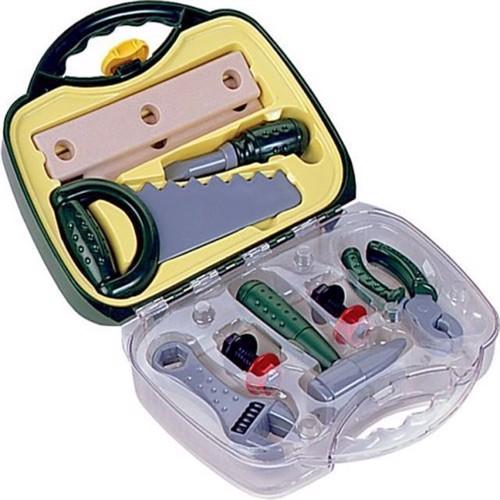 Image of   Bosch legetøj, kasse med værktøj