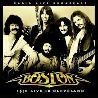 Boston - Best of Live at The Agora Ballroom Cleveland, Ohio September 27, 1976 - Vinyl