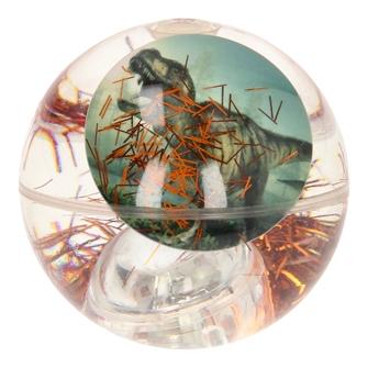Image of Hoppebold, Dinosaur Med Lys