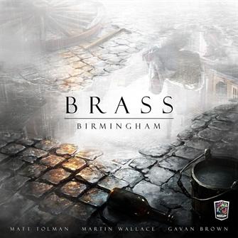 Image of Brass Birmingham - Boardgame (English) (ROX402) (9781988884042)