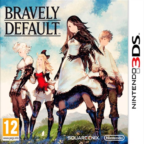 Image of Bravely Default Flying Fairy Nintendo 3Ds