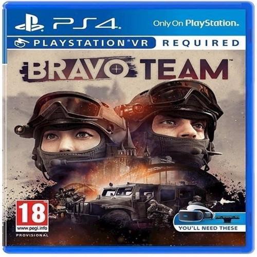 Image of   Bravo Team (VR) - PS4