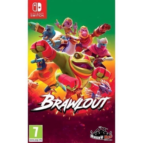 Image of   Brawlout - PS4