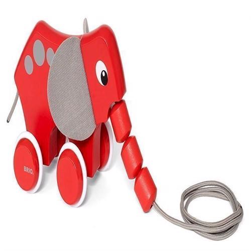 Image of Brio trække elefant (7312350301861)