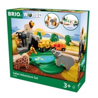 Brio, Safari Eventyrsæt