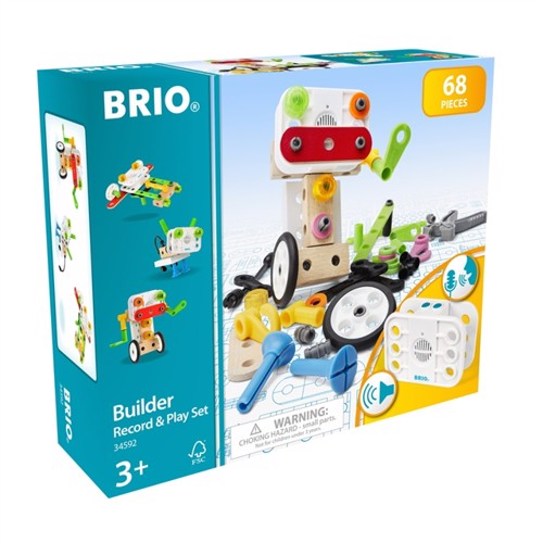 Image of Brio Builder Legesæt