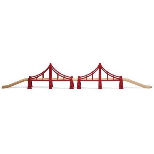Image of BRIO, dovbbelt udviddelses bro (33683)