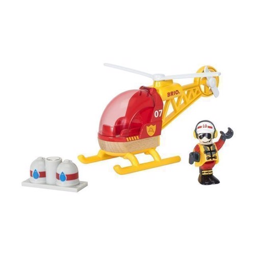 Image of Brio, brand helikopter (7312350337976)