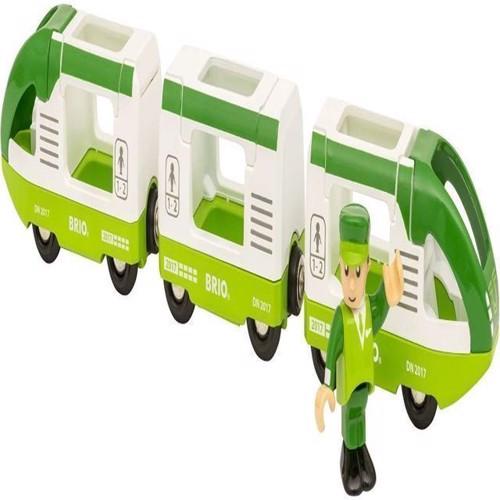 Image of Brio, grøn rejse tog