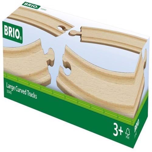 Image of   Brio, lange buede skinner