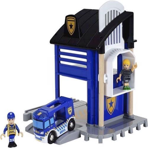 Image of Brio, politi station