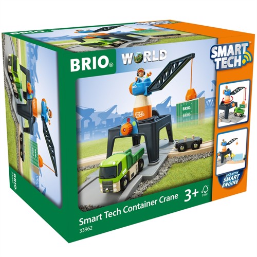 Image of Brio Smart Tech Container Kran