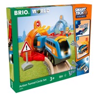 ?BRIO - Smart Tech Sound Action Tunnel Circleset? (33974)?
