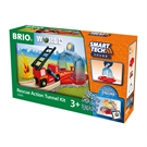 BRIO -  Smart Tech Sound Rescue Action Tunnel Kit (33976)