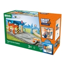 BRIO - Smart Tech Sound Train Service Station (33975)