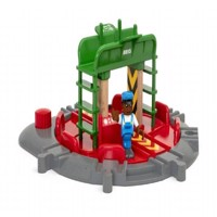 BRIO - Turntable and Figure (33476)