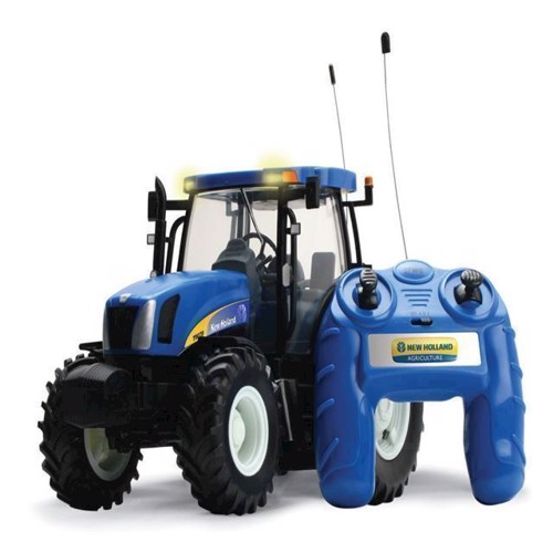 Image of Fjernstyret traktor, New Holland T6070 (0036881426011)