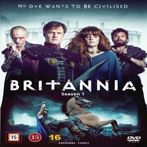 Image of Britannia Sæson 1 Dvd (7330031005167)