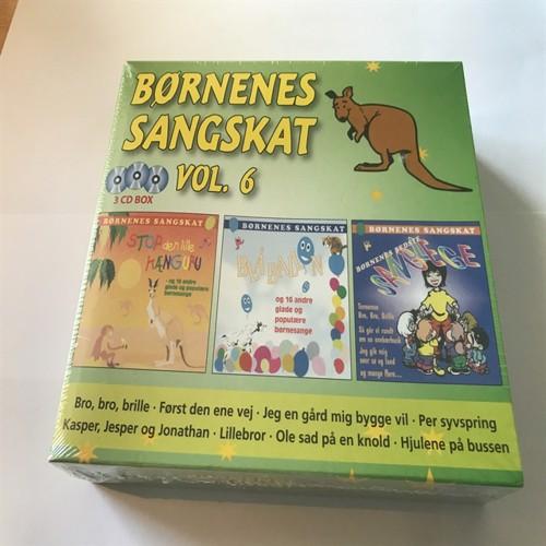 Image of Børnenes sangskat vol 6 - 3 CD (5060133741411)