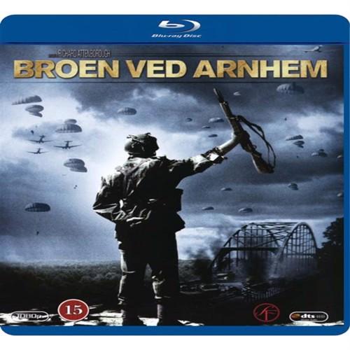 Image of Broen Ved Arnheim, Blu-ray (5704028161488)