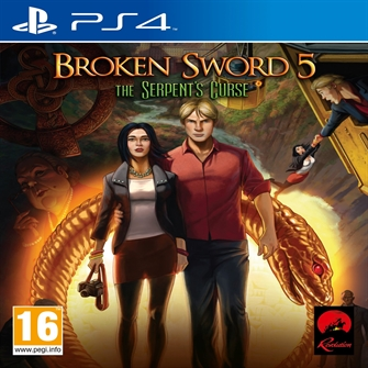 Image of   Broken Sword 5 The Serpents Curse - PS4