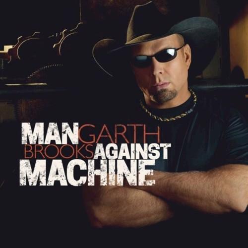 Brooks Garth - Man Against Machine - Cd