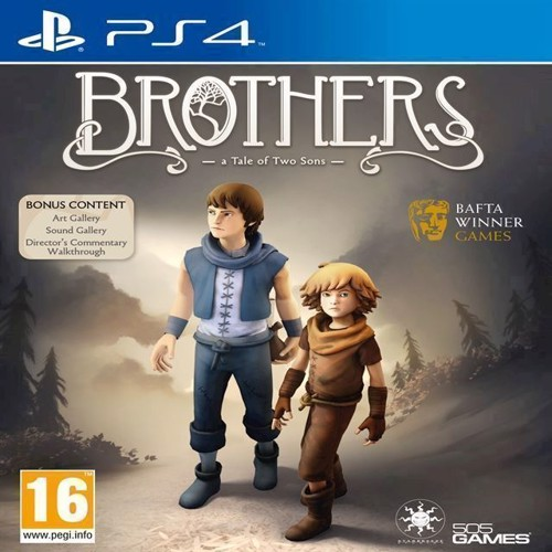 Image of   Brothers A Tale of Two Sons - PS4