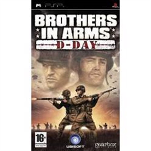 Image of Brothers In Arms Dday, Psp