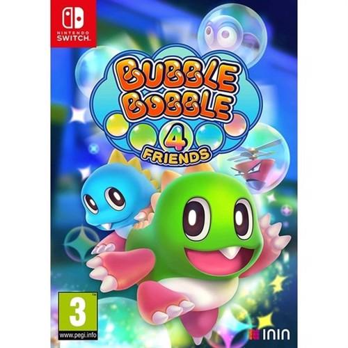 Image of Bubble bobble 4 friends, Nintendo Switch (4260558699545)